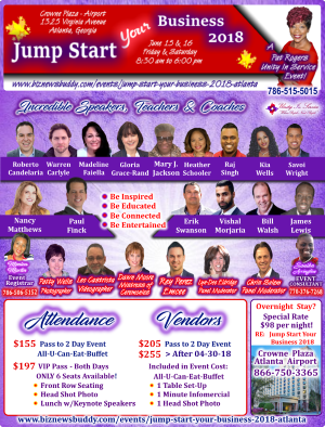 Flyer - JumpStart Your Business 2018-announcement