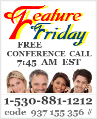 Feature Friday Conference Call Logo